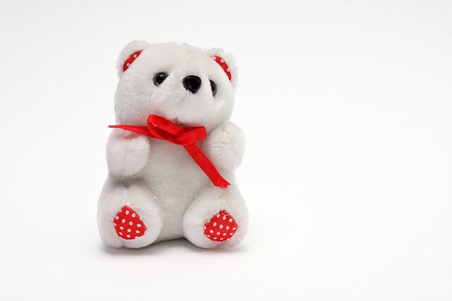 reiki scanning teddy bear