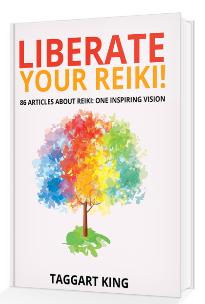 reiki book: liberate your reiki!