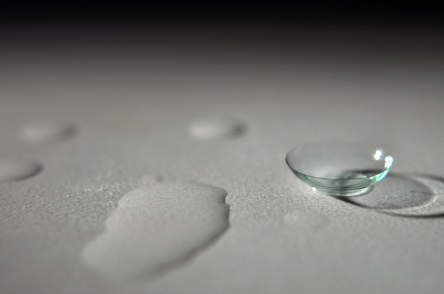reiki contact lenses contraindication