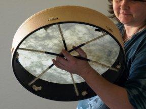 reiki drumming courses surrey