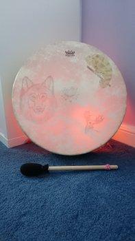lothian reiki drumming course