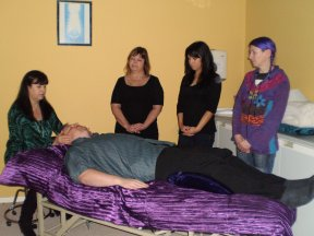 aberdeen reiki training courses