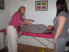 reiki beds courses