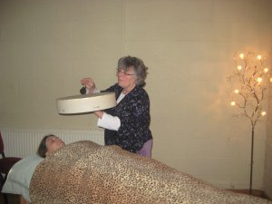 reiki drum training course