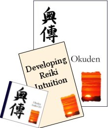 reiki book cd ecourse second degree