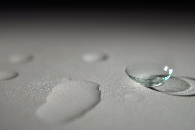 reiki contact lenses contraindication