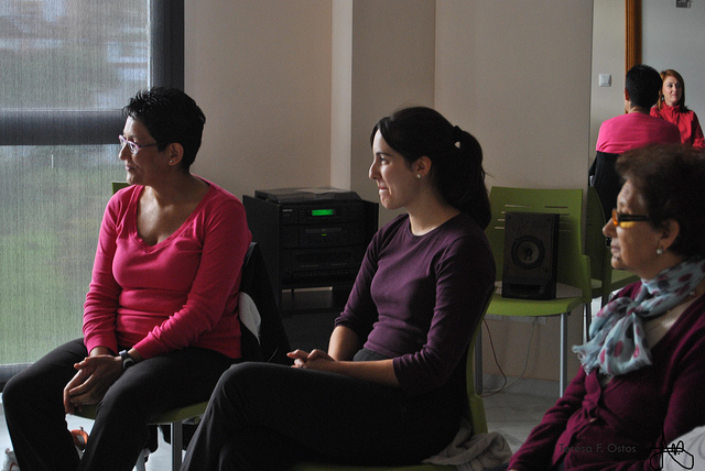 pic of reiki students, advice for master teachers