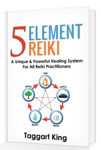reiki book: five element reiki