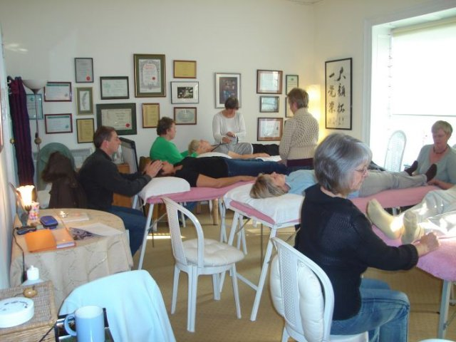 reiki sharing group