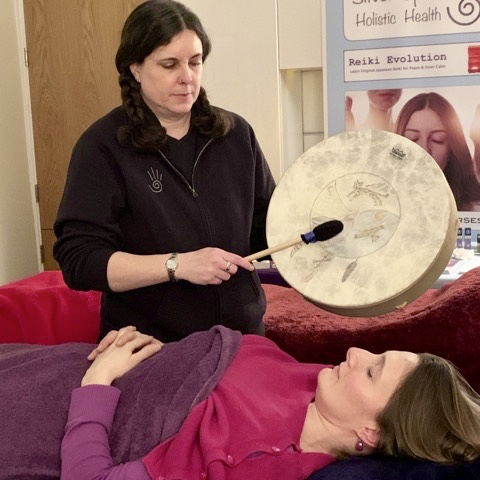 reiki drum courses essex with zoe smith